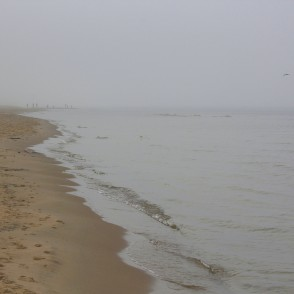 Sea in the Fog