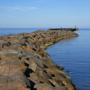 Roja North Breakwater