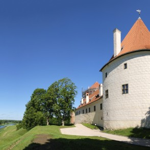 Bauska Castle and Museum
