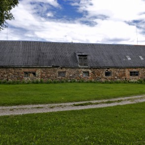 Kandava Rectory Farm Building