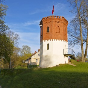 Priekule Manor Viewing Tower
