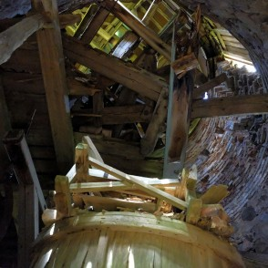Inside The Ive Windmill