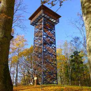 Watchtower, Korneti, Latvia