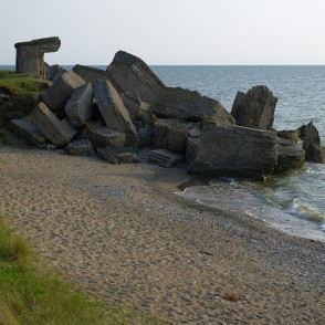 Ruins Of The Northern Fort Of Liepaja