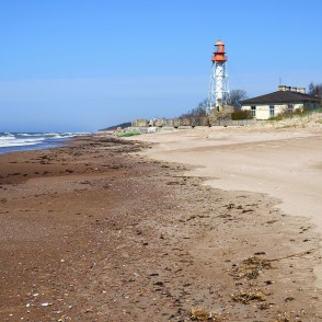 Pape Lighthouse, Latvia