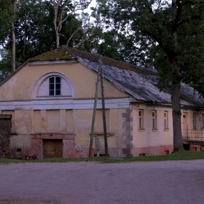 Snēpele  Manor Building