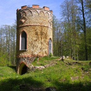 Hunting Tower in Remte Manor