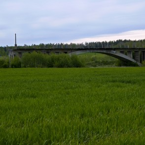 Bridge to Nowhere, Latvia