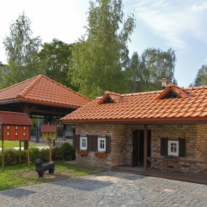 Restaurant 'Putnu Dārzs' children house