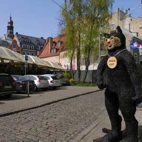 Riga Black Cat Souvenirs