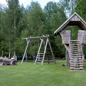 "Playground (Open Air Museum ""Ausekļu Mill"")"