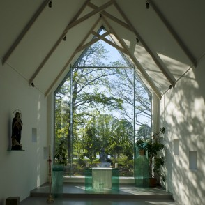 Barbele Boys School ''Roots and Wings'' Chapel