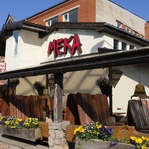 "Bar & Restaurant ""Meka"" in Ozolnieki"