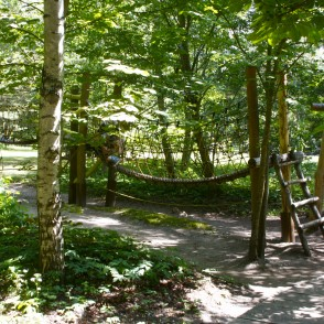 Jungle Trail  In Ventspils